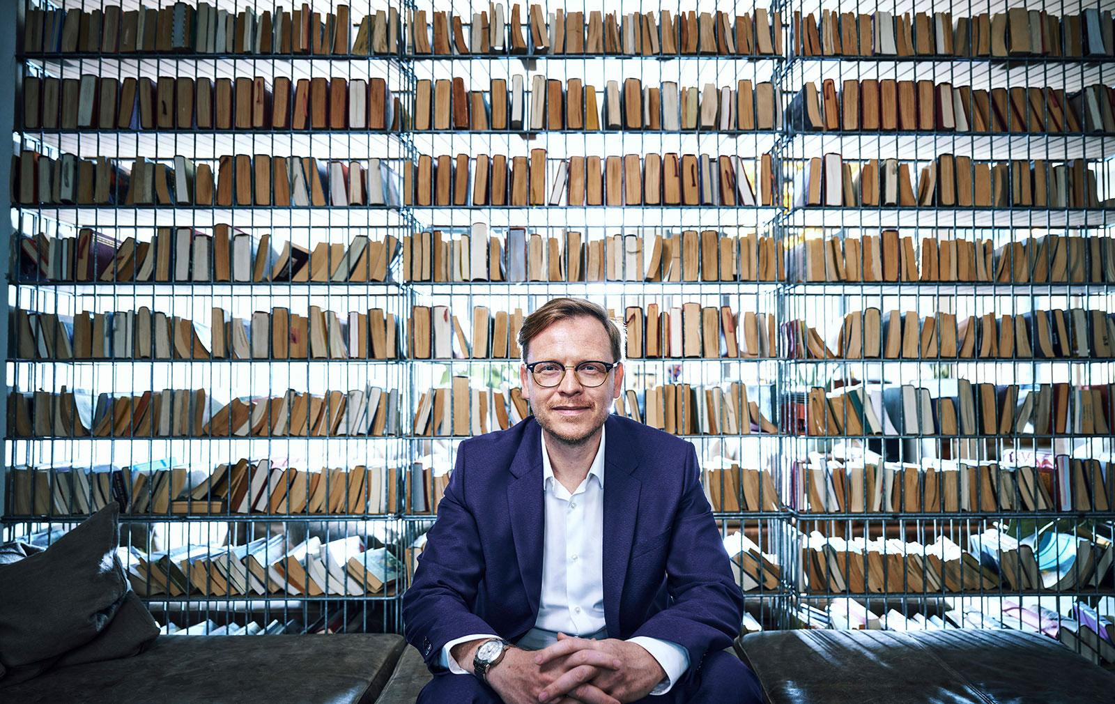 Prof. Dr. Markus Gabriel, Philosoph