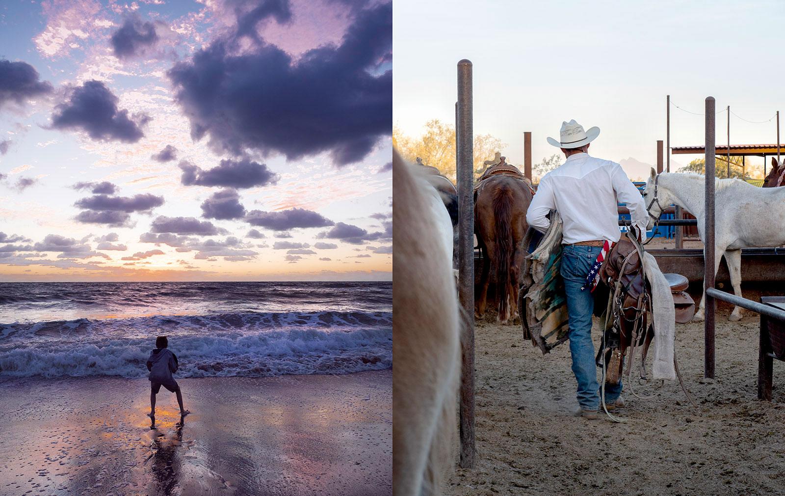 2 Reisereportage in den USA für das Lifestyle-Magazin LUNA Side