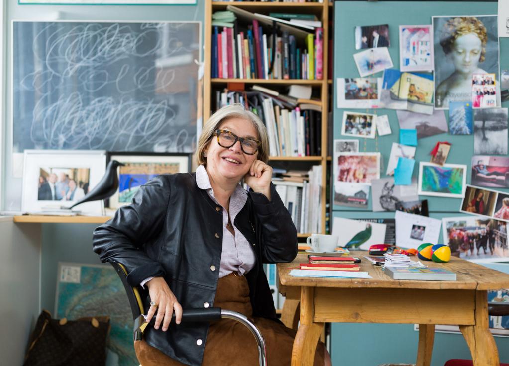 Steffi Czerny, Gründerin der DLD