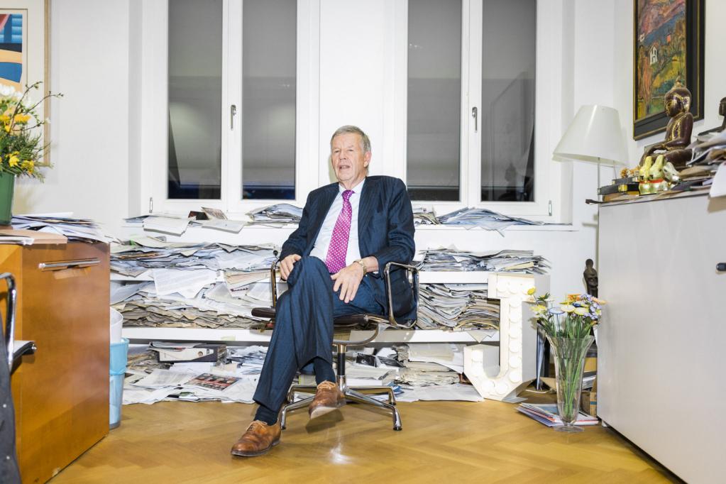 Jens Ehrhardt, Fondsmanager DJE