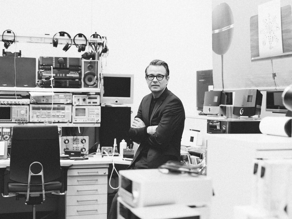 Christian Struck, Designchef Grundig