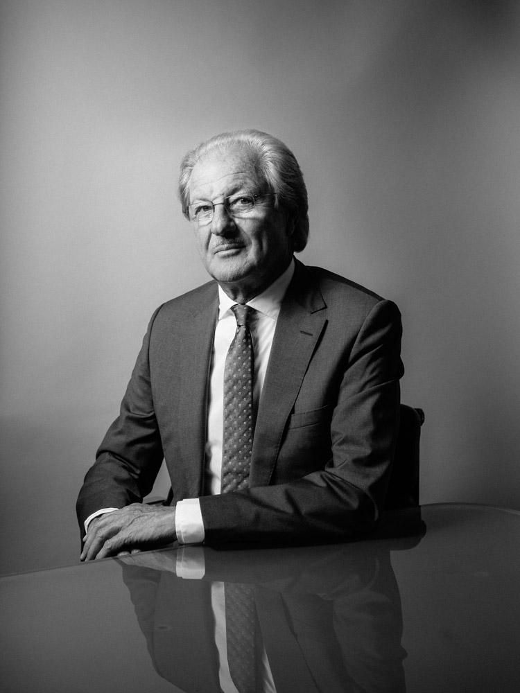 Wolfgang Reitzle, CEO Linde