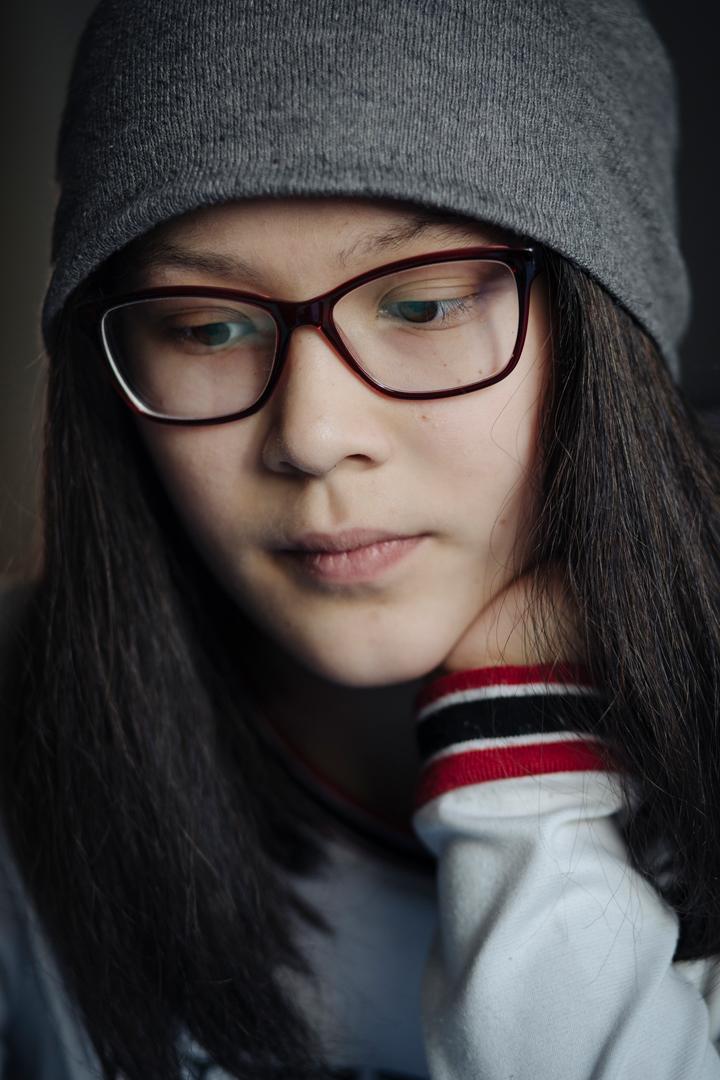 Marisol, Schülerin