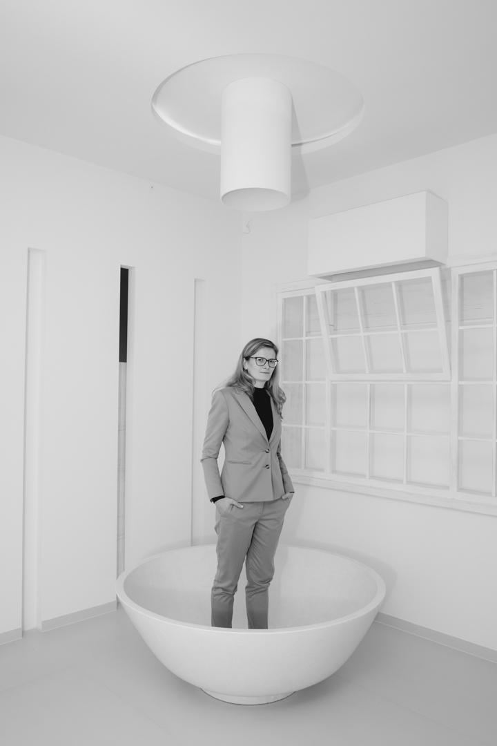 Nicole Erdmann, Luxussaunen Erdmann