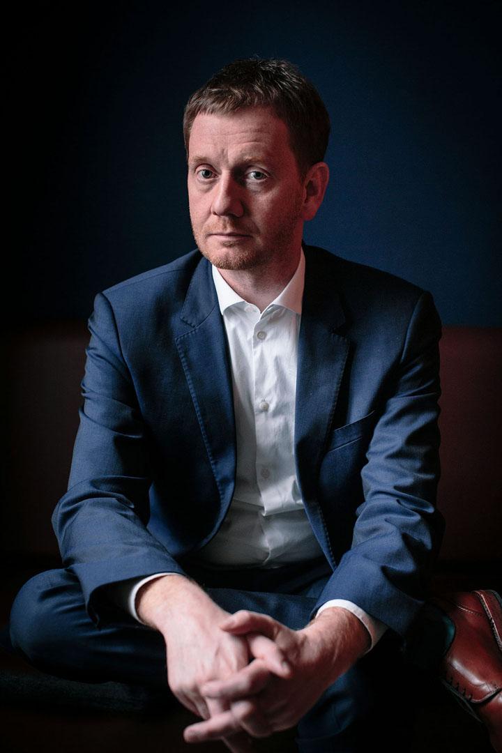 Michael Kretschmer, sächsischer Ministerpräsident