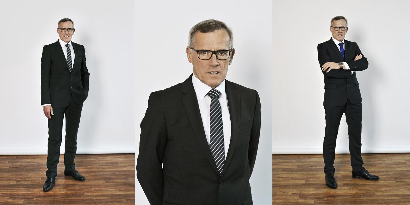 Finanzchef und Betriebswirt Herrenknecht