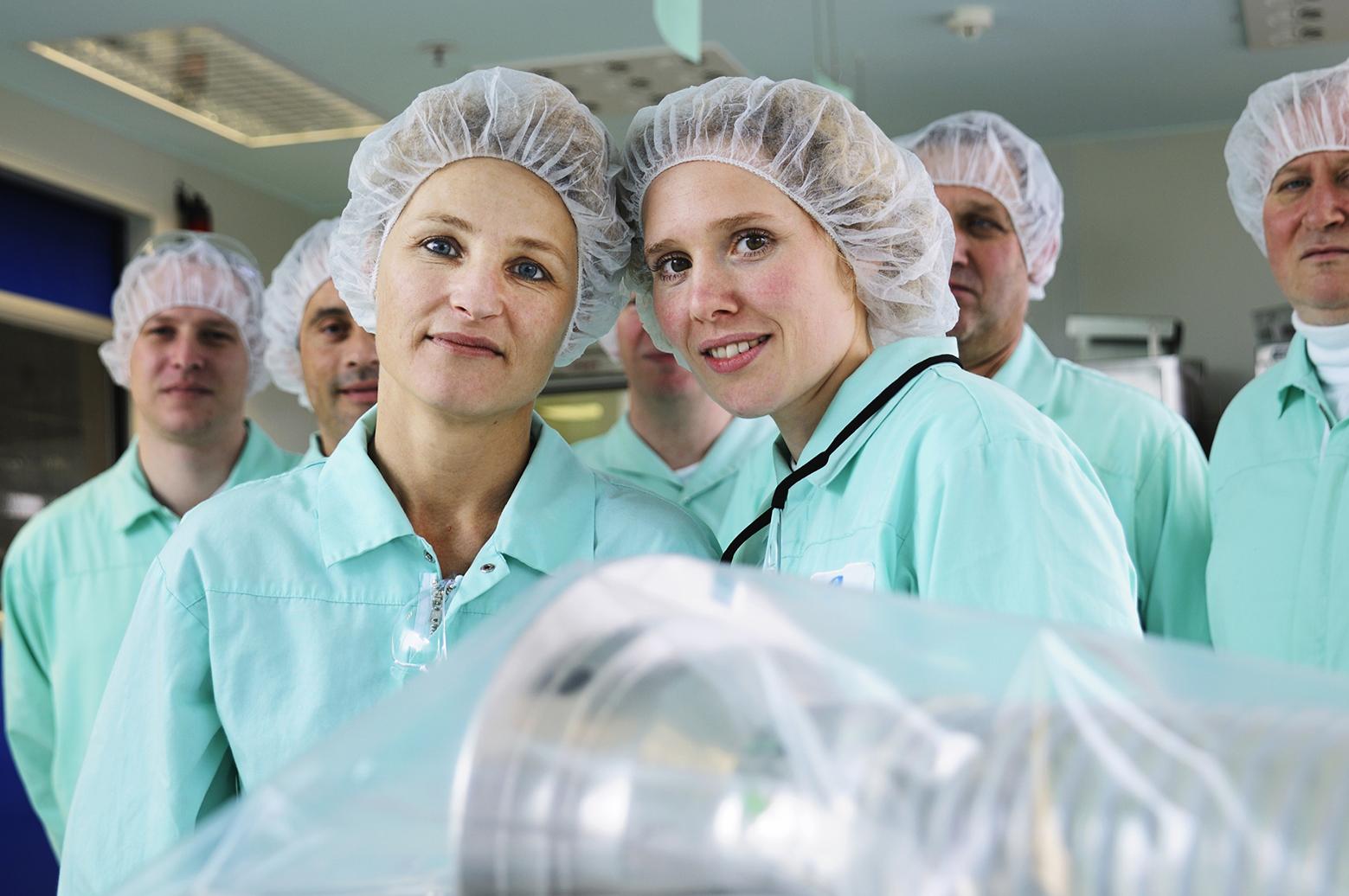 Mitarbeiter von Pfizer