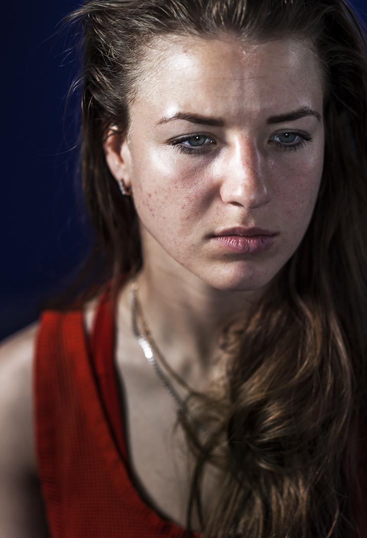 Marguerita Tschernomyrdina, russische Fußballspielerin