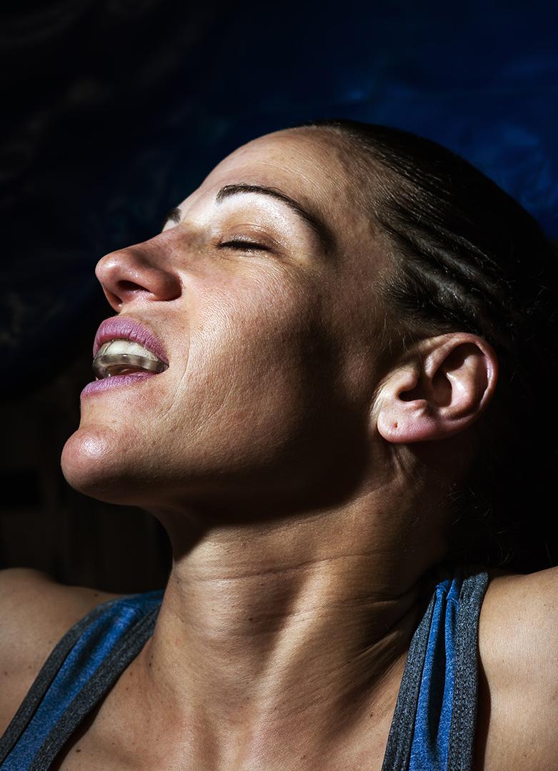 Stephanie Ducastel, französische Boxerin