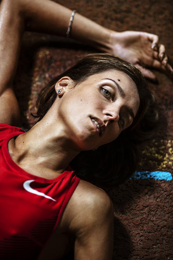 Olga Saladuha, ukrainische Dreispringerin