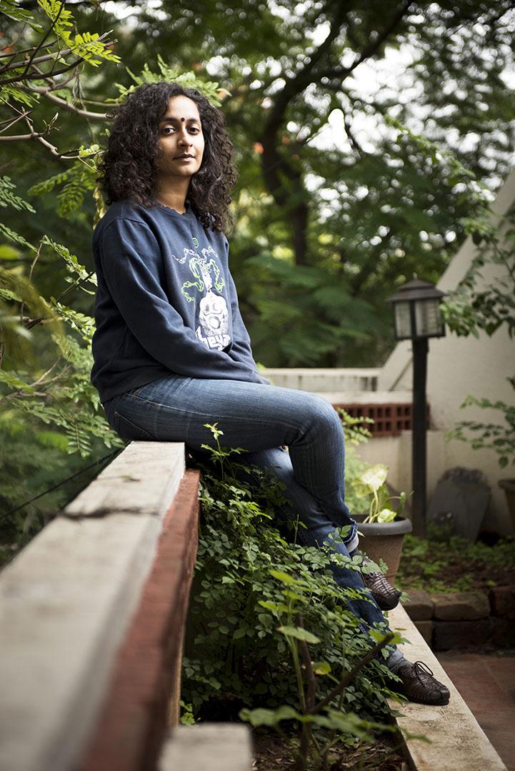 Aruna Chandrasekhar, Senior Researcher