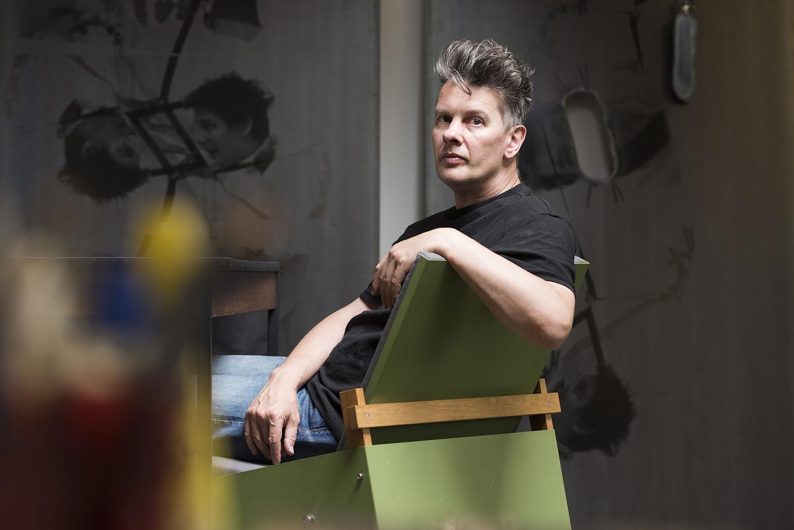 John Bock, Künstler