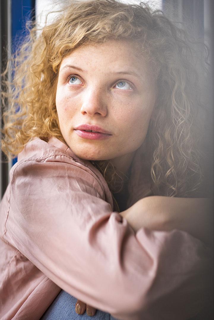 Luisa-Céline Gaffron, Schauspielerin