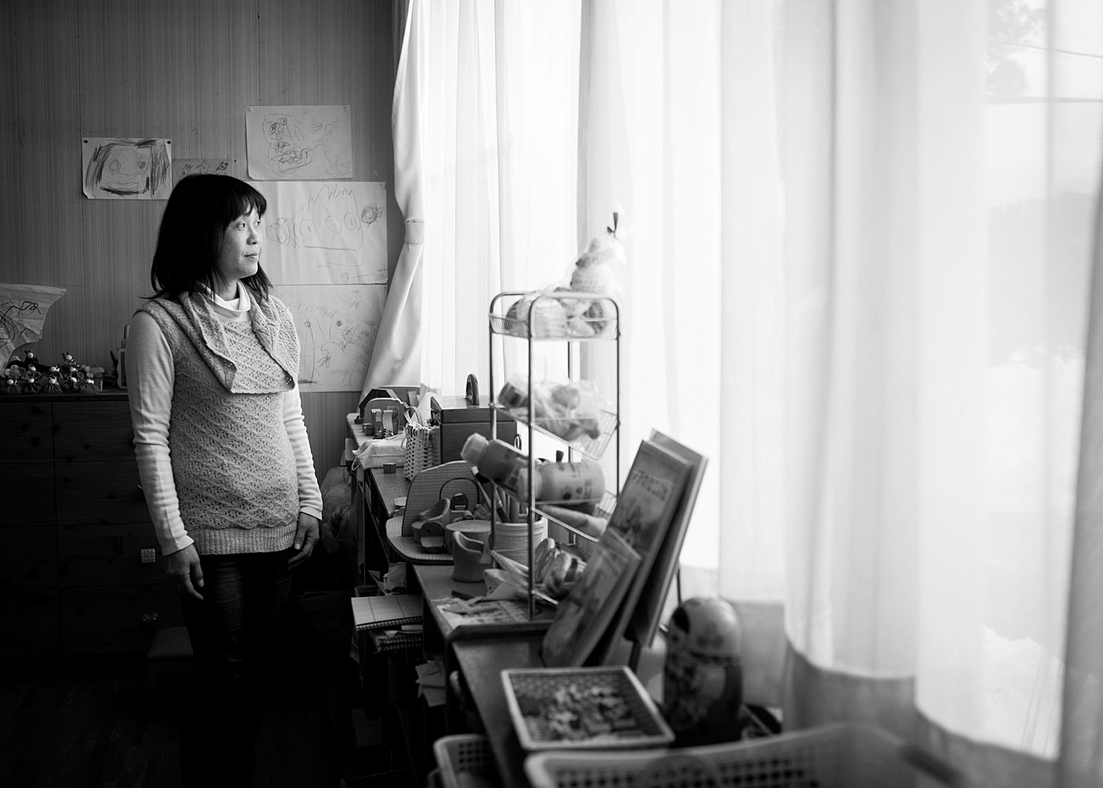 Sadako Monma, Kindergärtnerin