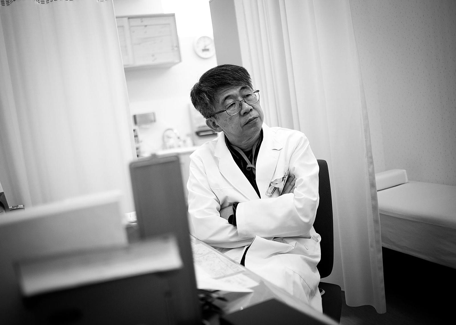 Dr. Yoshihiko Sugii, Radiologe