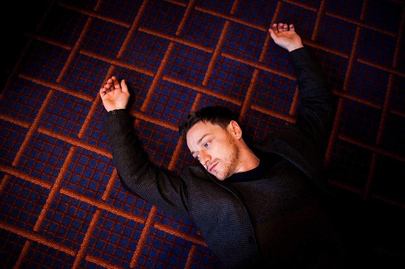 James McAvoy, Schauspieler