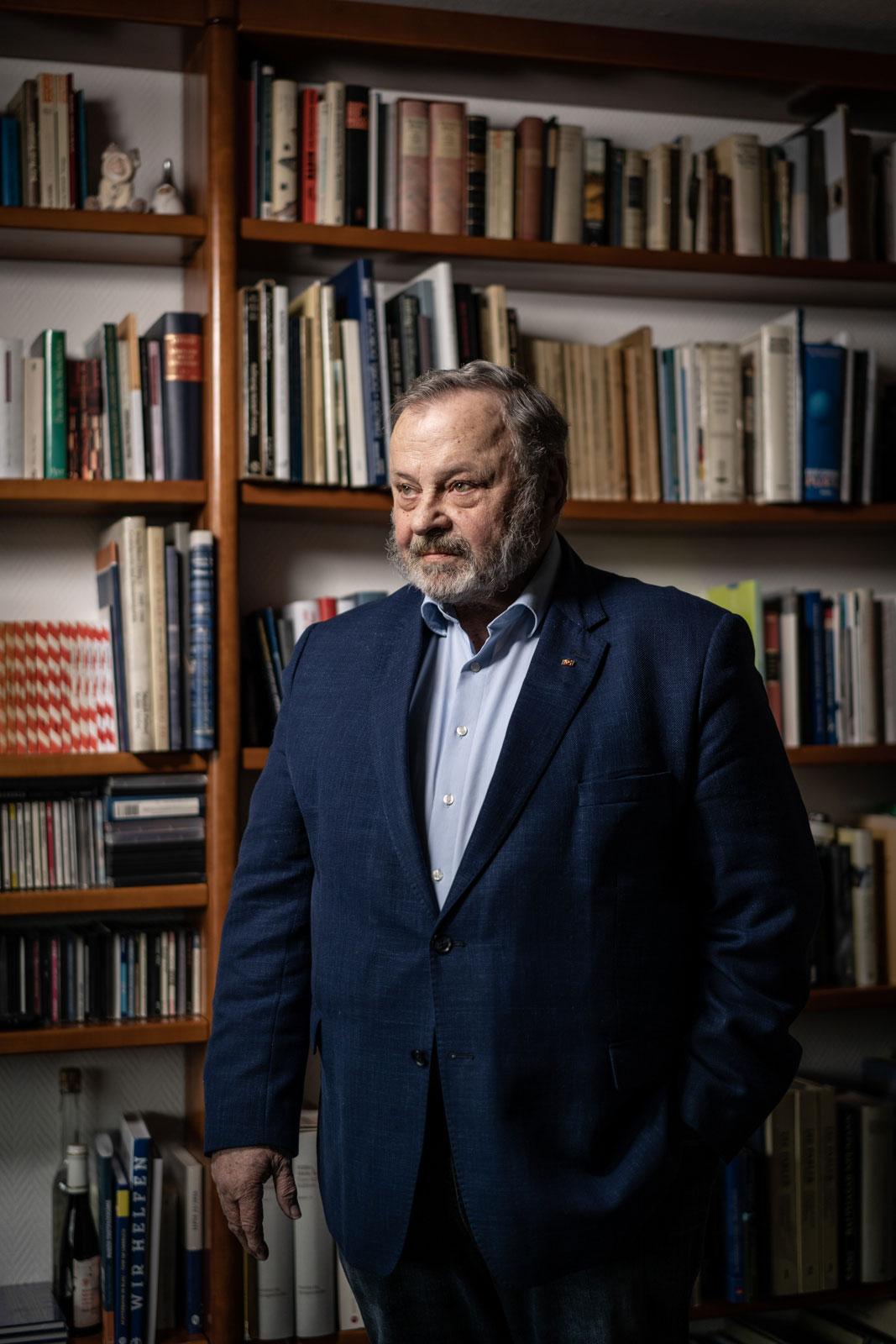 Dr. Johannes Gerster, Politiker in Rente