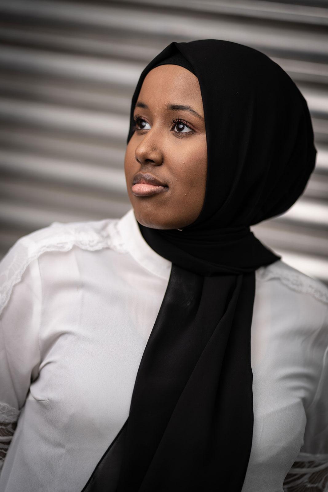 Fathiya Galant, Poetry Slam-Künstlerin