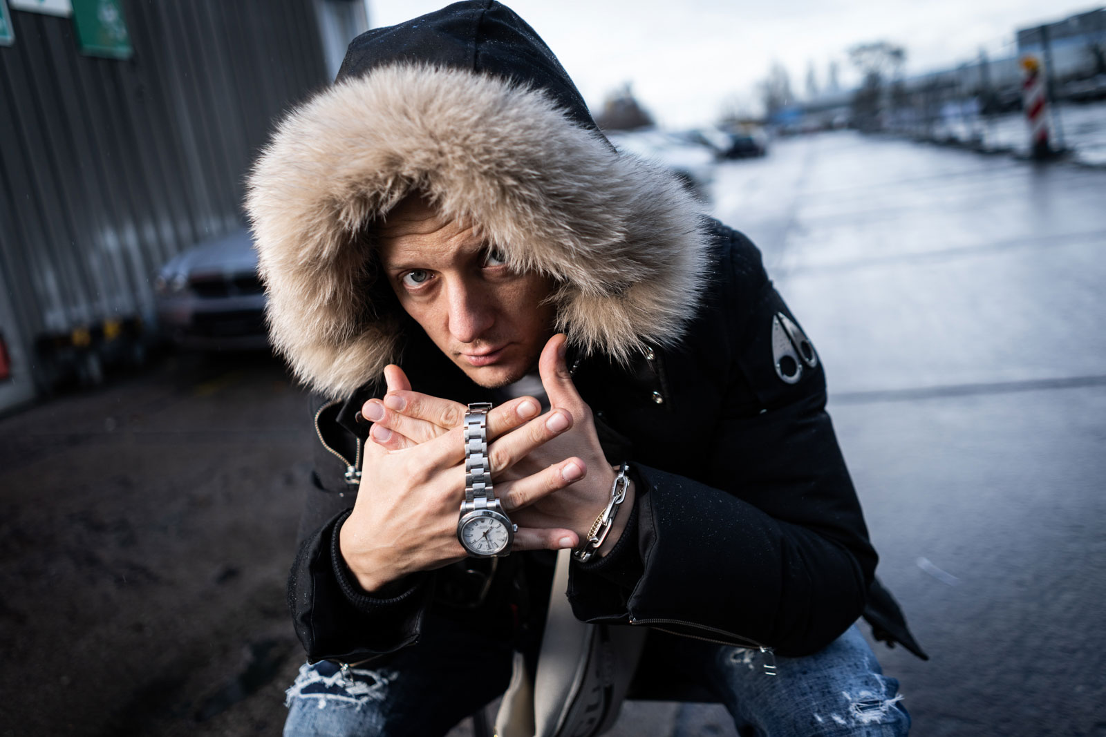 Olexesh, Rapper