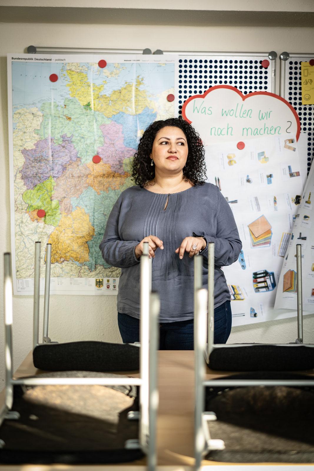 Salwa Yousef, Beraterin