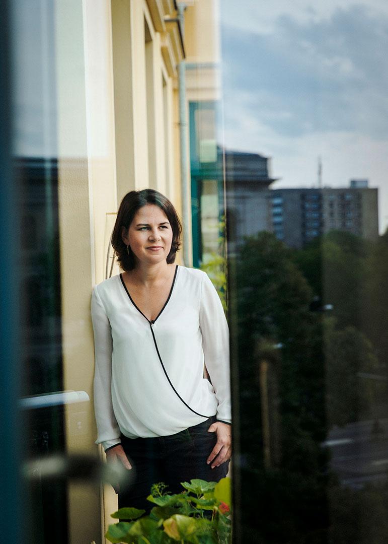 Annalena Baerbock, Politikerin