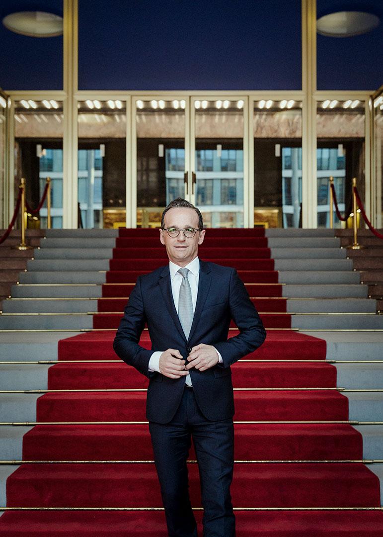 Heiko Maas, Bundesminister des Auswärtigen