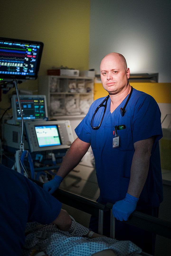 Dr. Martin Köhnlein, Arzt