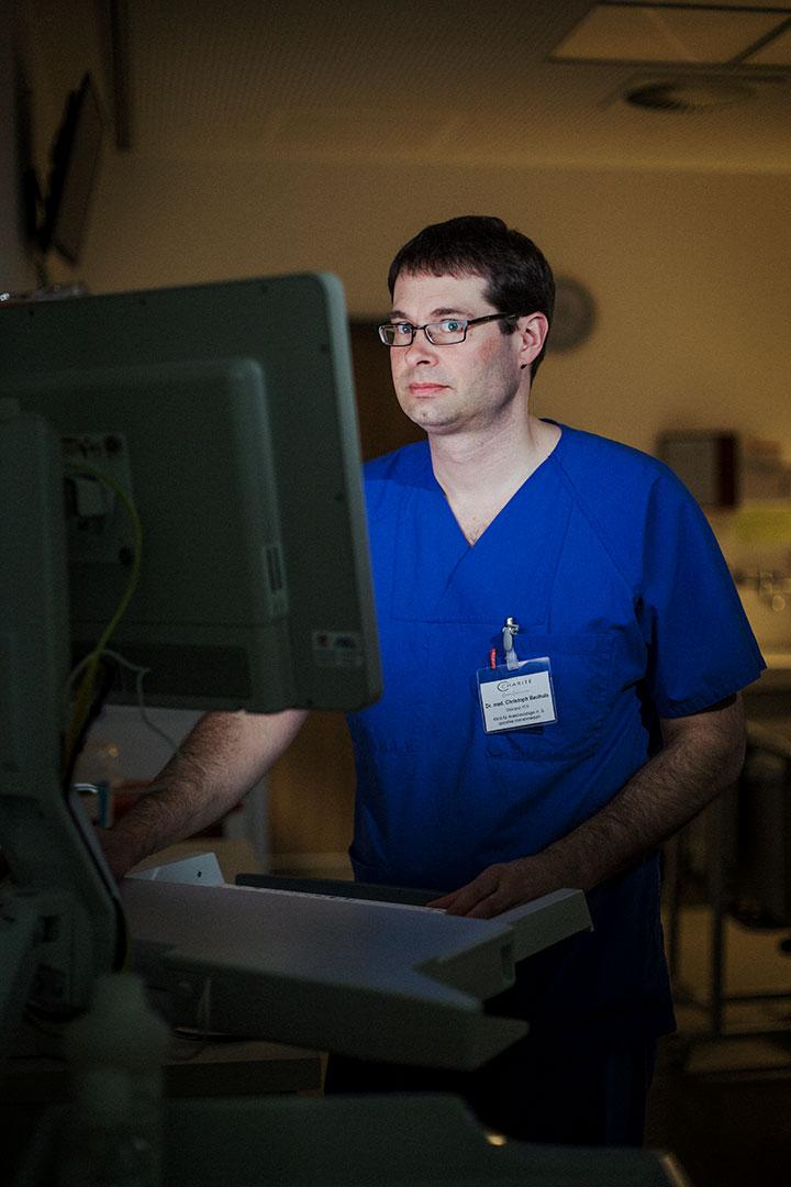 Dr. Christoph Bauhuis, Arzt