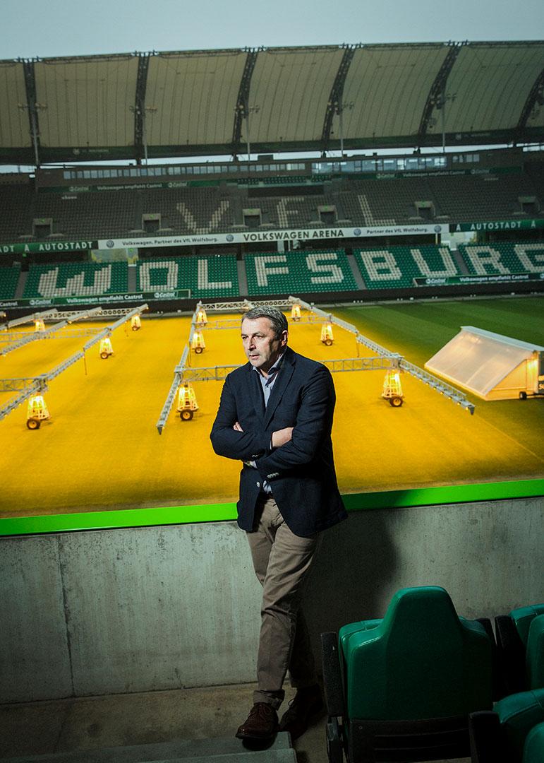 Klaus Allofs, ehemaliger Geschäftsführer beim VfL