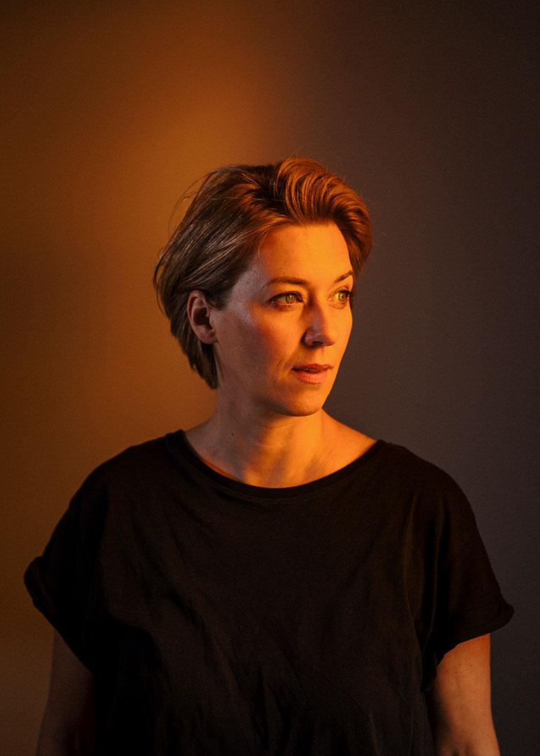 Billa Christe, Schauspielerin