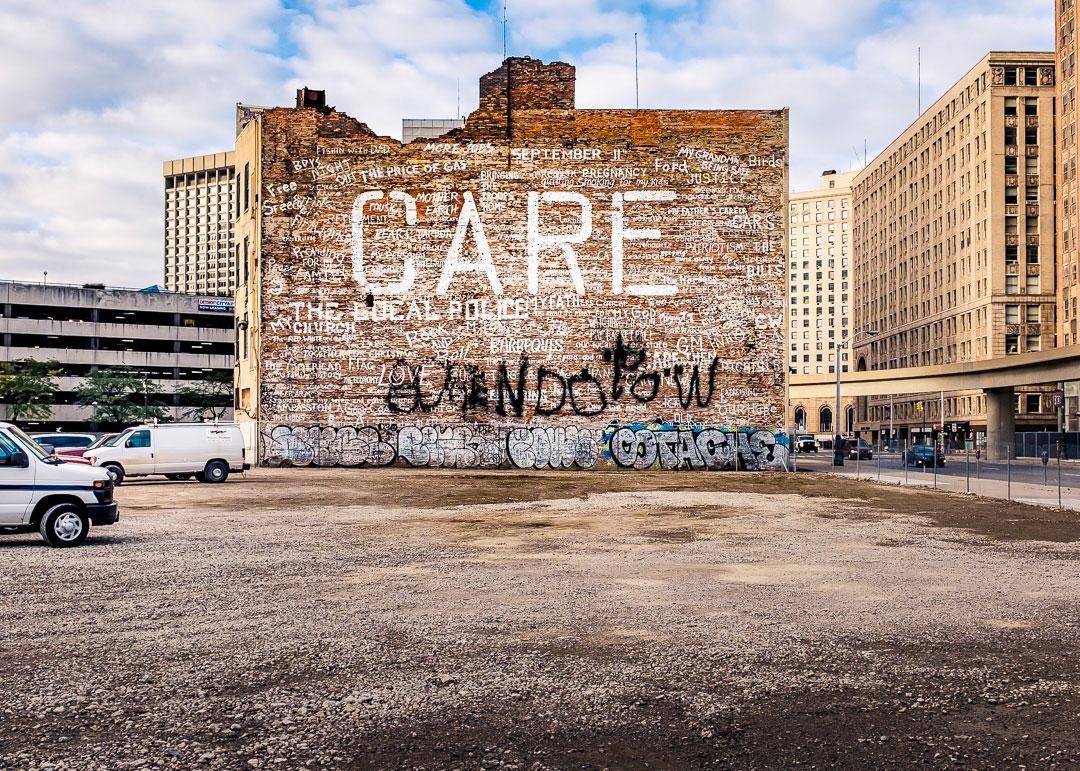 Exit Motor City - Detroit