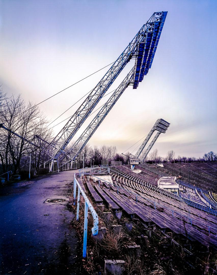 Altes Zentralstadion Leibzig