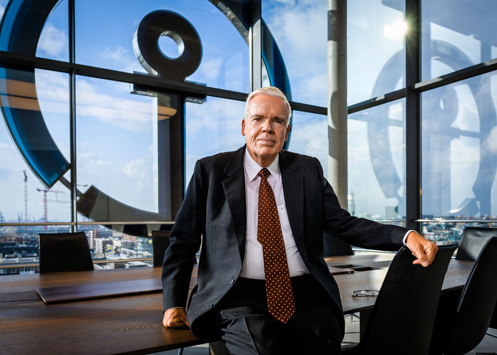 Klaus-Michael KŸhne, Unternehmer – KŸhne + Nagel