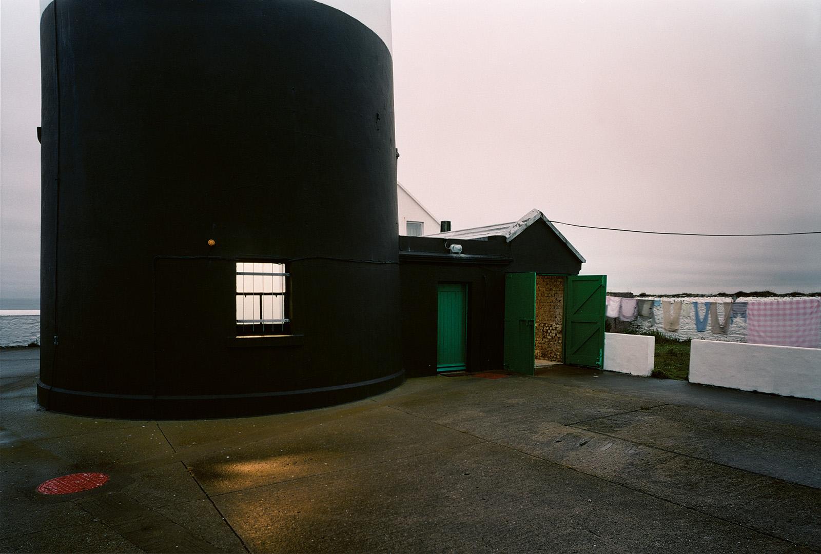 """Der Leuchtturm """"Old Head of Kinsale"""" im County Cork"""