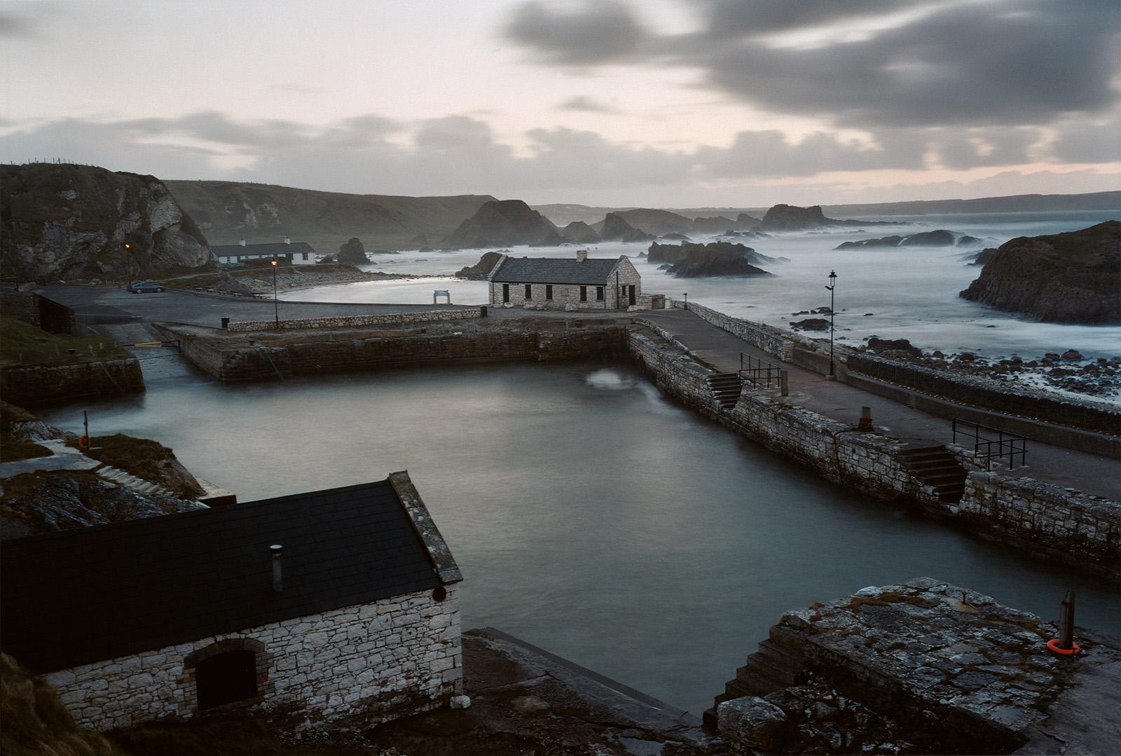 heikeollertz_irland_ ballintoy_harbour