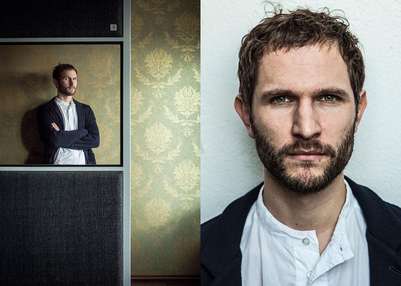 Johann Scheerer, Musiker © Markus Tedeskino