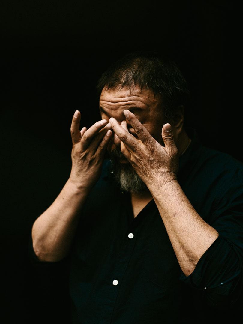 Ai Weiwei, Künstler, 2016
