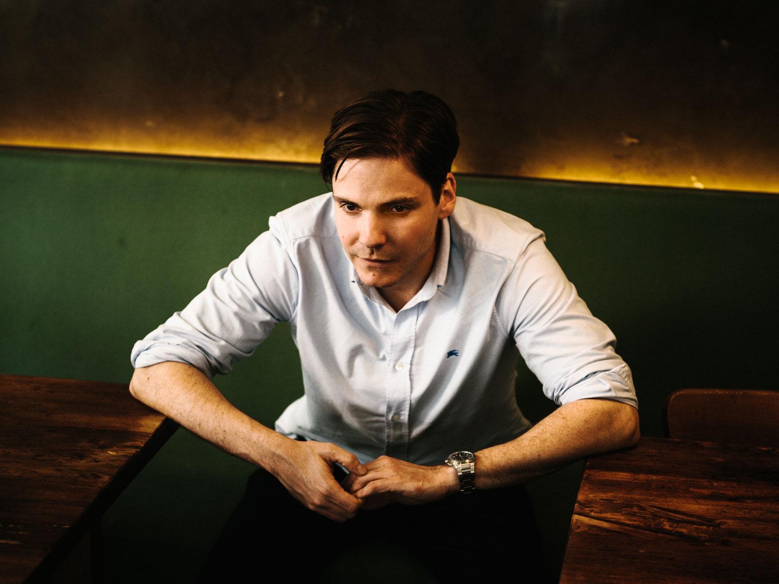Daniel Brühl, Schauspieler, 2016