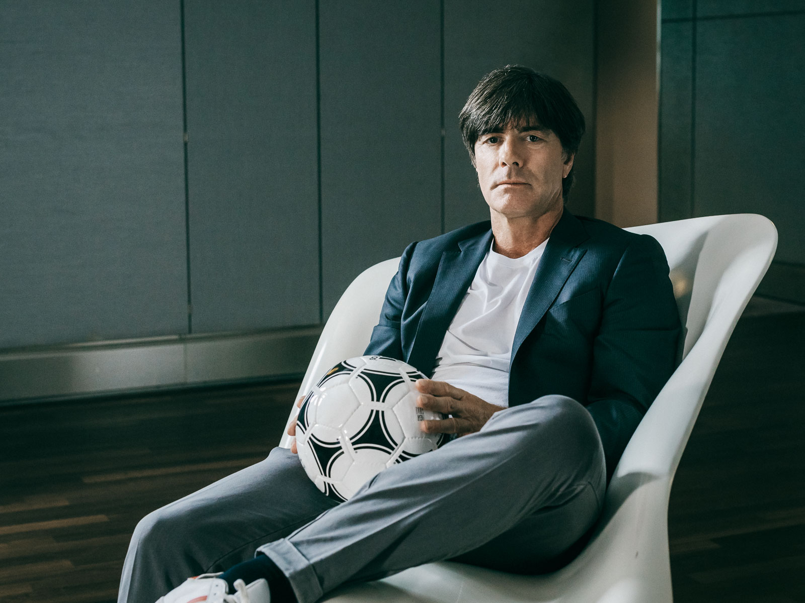 Jogi Löw, Fussball Nationaltrainer, 2016