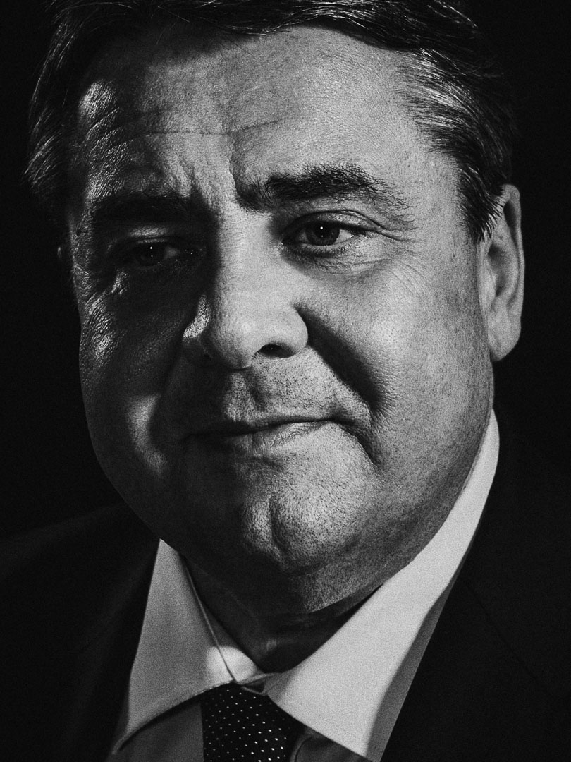Sigmar Gabriel, Politiker, 2016