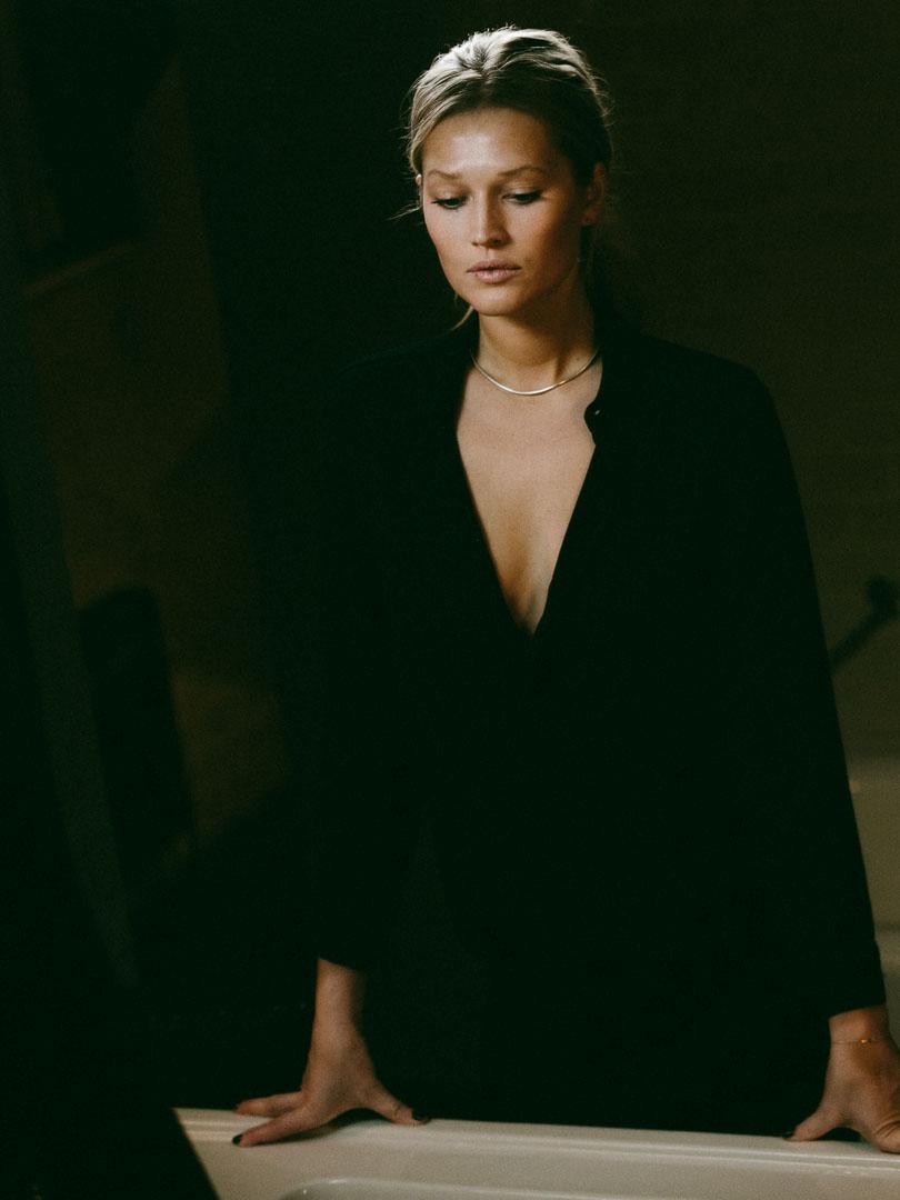 Toni Garrn, Model, 2018