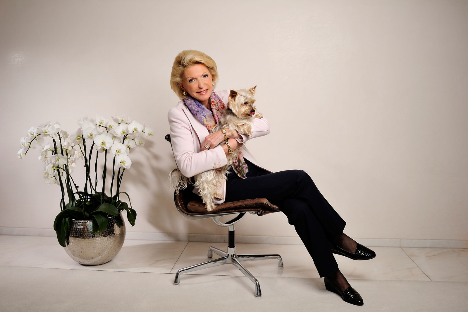 Maria-Elisabeth Schaeffler, Unternehmerin