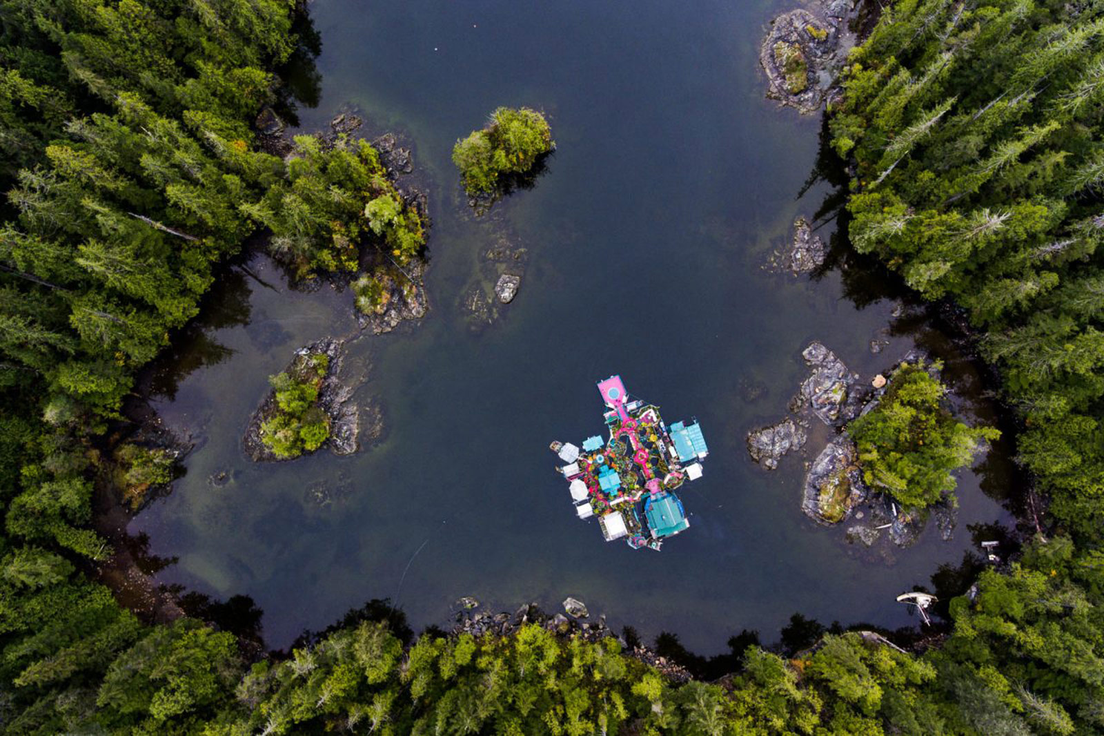 Freedom Cove, Kanada © Kollektiv25