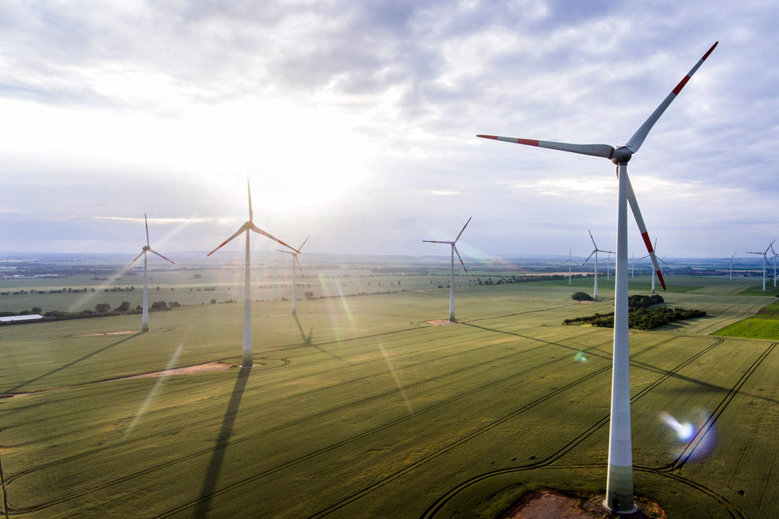 Windkraft, Deutschland © Kollektiv25