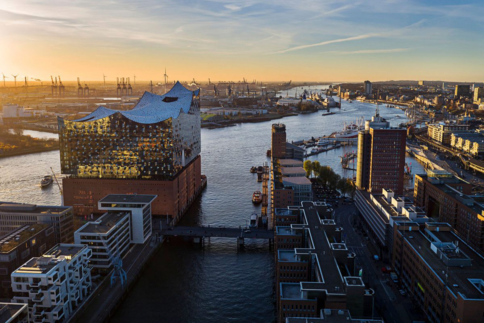 Elbphilharmonie, Hamburg © Kollektiv25
