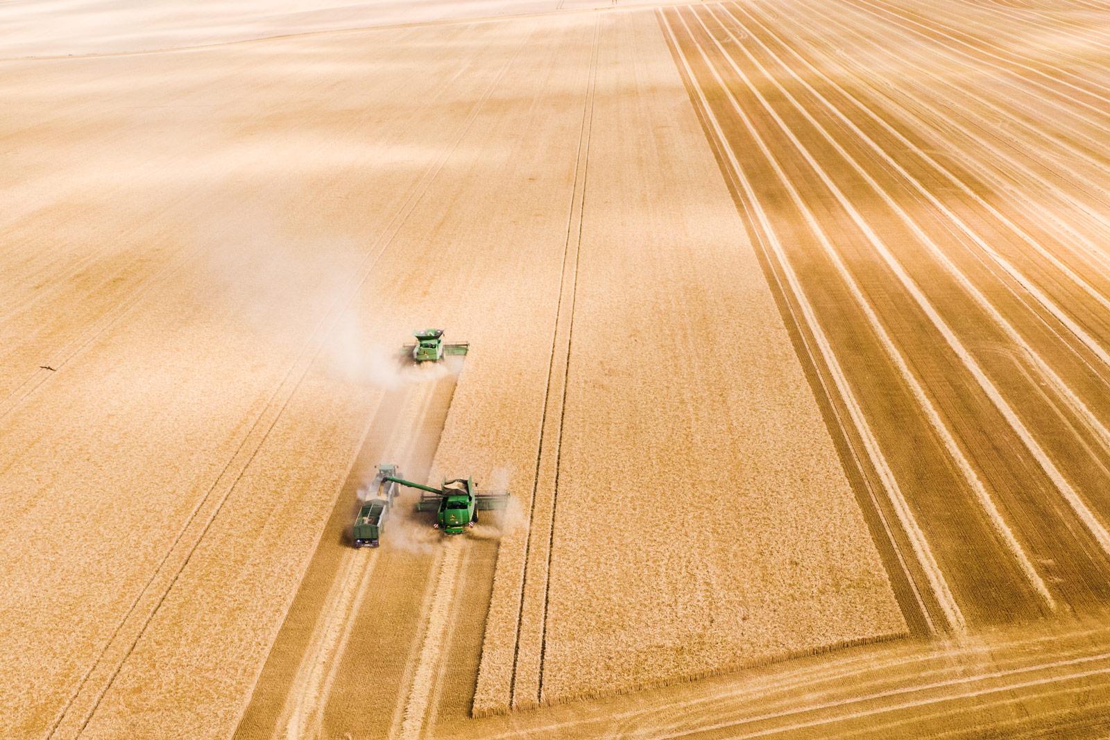 Landwirtschaft, Deutschland © Kollektiv25