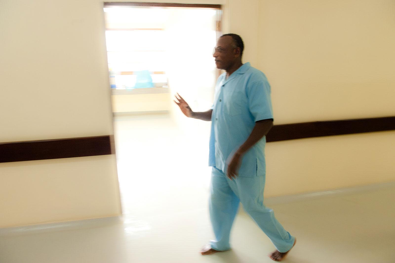 Aus der Serie: Grauer Star in Tansania für Christoffel Blindenmission