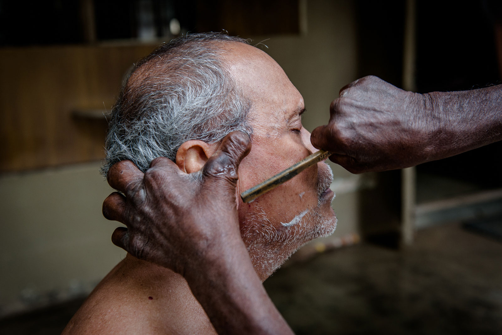 Aus der Serie: Lepra in Indien für DAHW
