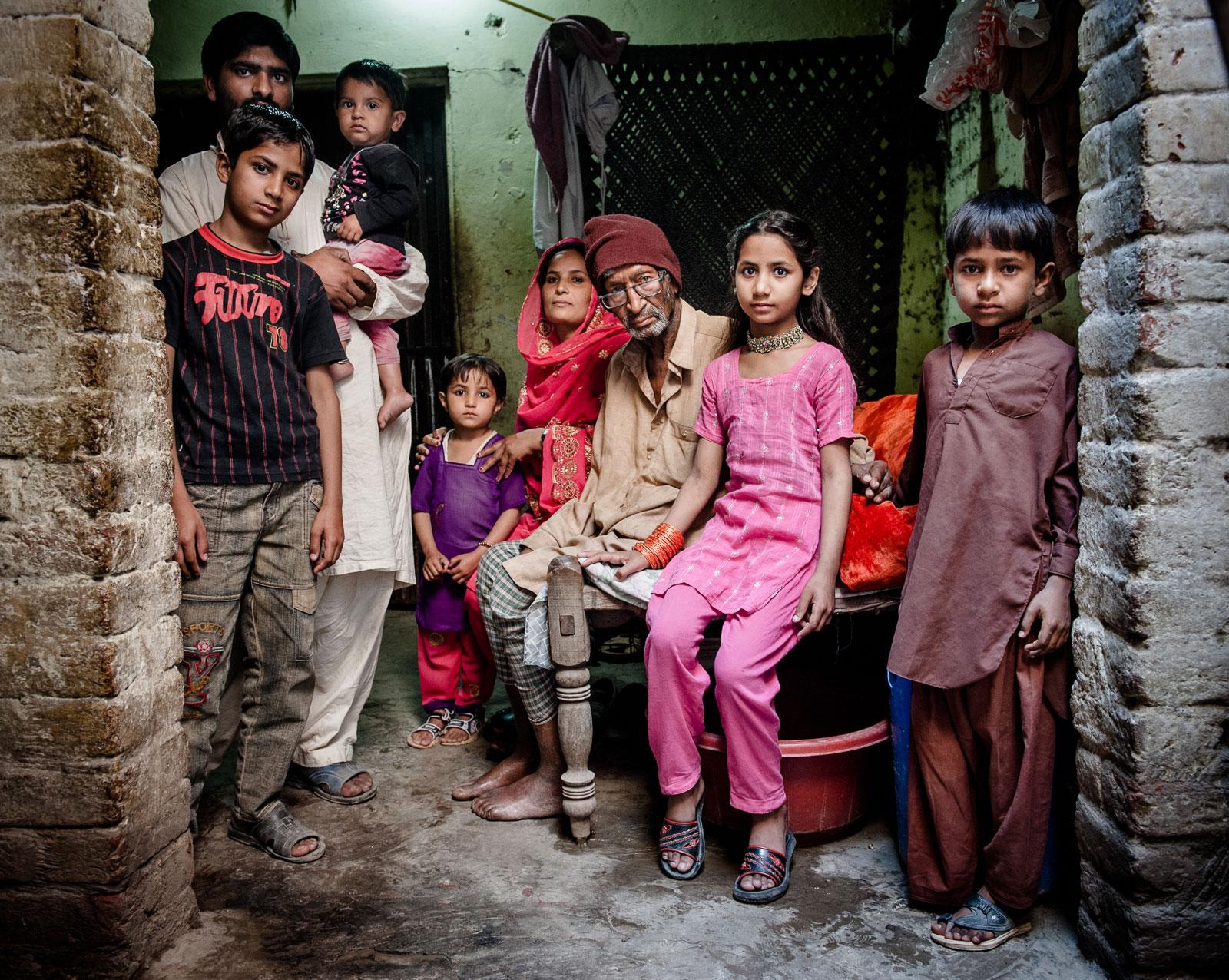 Lepra in Pakistan für DAHW