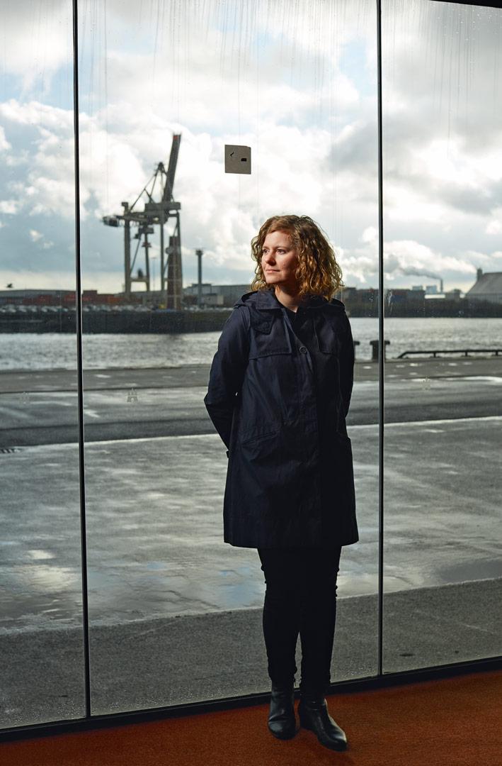 Lucienne Damm, Umweltmanagerin